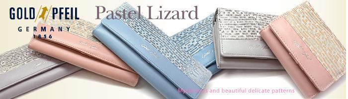 Pastel Lizard(パステルリザード) 「ゴールドファイル」 タイトル画像
