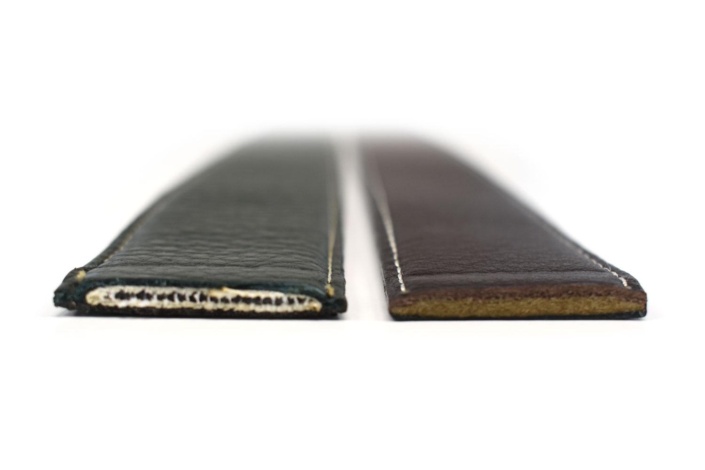 牛革ストレッチベルト 「 FUN+WALK × プレリーギンザ 」 NB09980 商品特徴