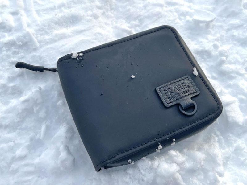 ACTIVE(アクティブ) アウトドアラウンドファスナー二つ折り財布 「プレリー1957」 NP00210 イメージ画像