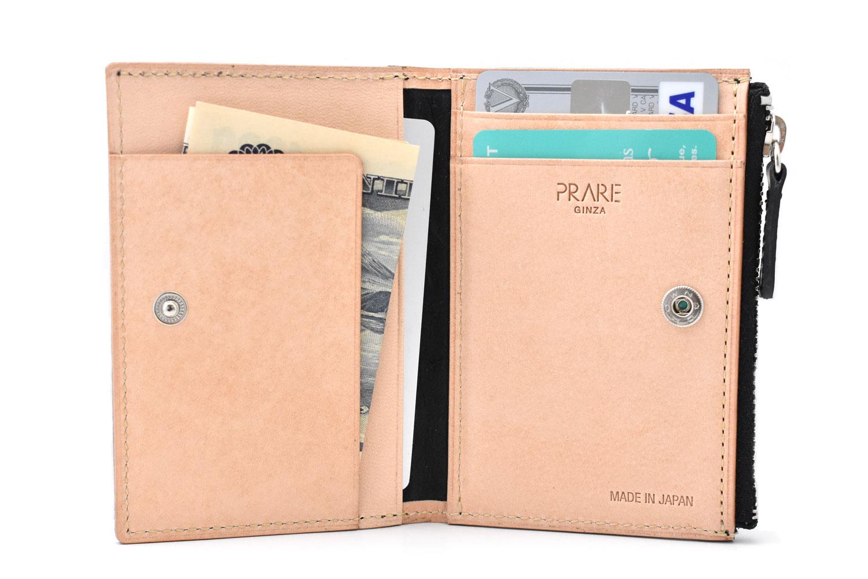 ナチュラルコードバン スマートコンパクト コンパクト財布 「プレリーギンザ」 NP47418 商品特徴