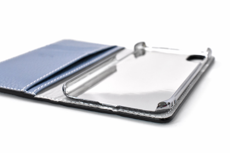 牛革手帳型iPhoneケース(アイフォンケース) X/XS用 「プレリーギンザ」 NP52512 商品特徴