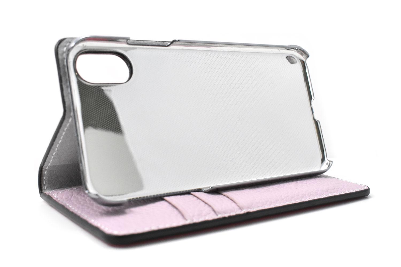 牛革手帳型iPhoneケース(アイフォンケース) X/XS用 「プレリーギンザ」 NP52512 イメージ画像