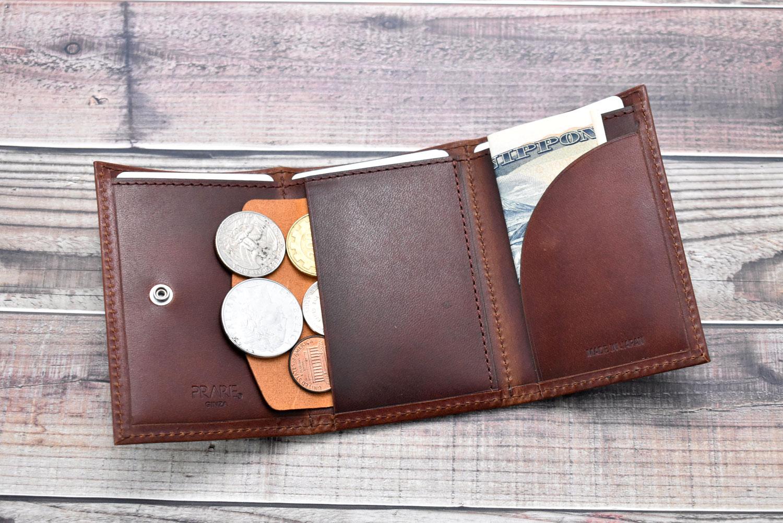 PRESSo(プレッソ) new コンパクト財布 「プレリーギンザ」 イメージ画像