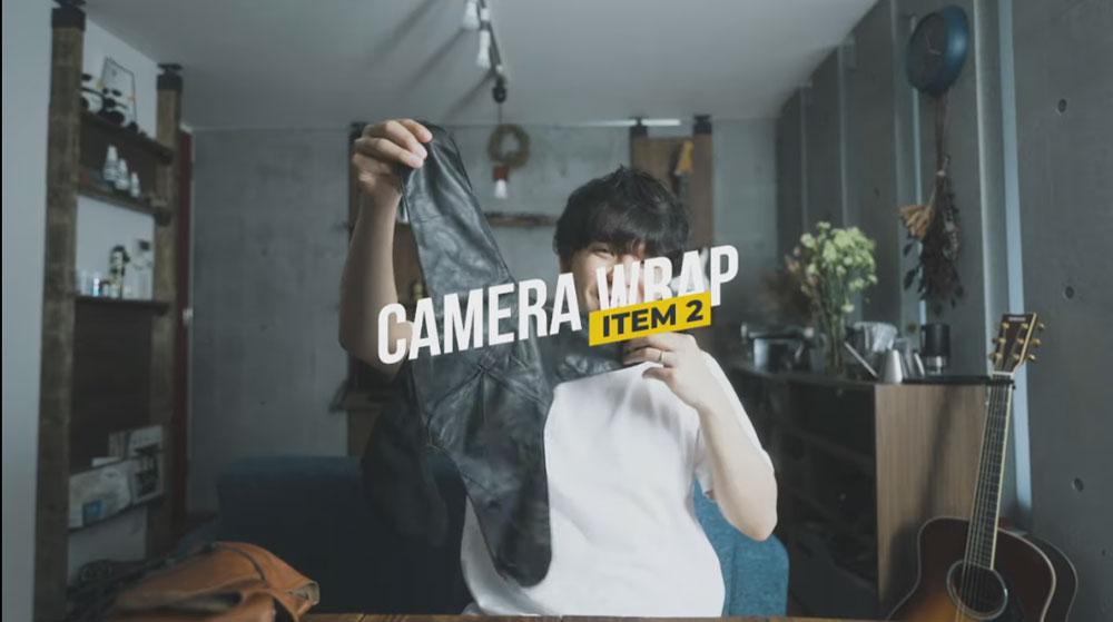 カメララップ 高澤けーすけ 「プレリーギンザ」 NP71214 youtube画像