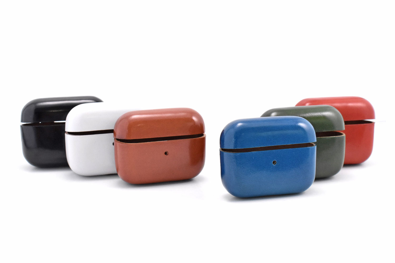 AirPods Pro Leathercase KICS(エアーポッツプロ レザーケース) 「プレリーギンザ」 NP71398 イメージ画像