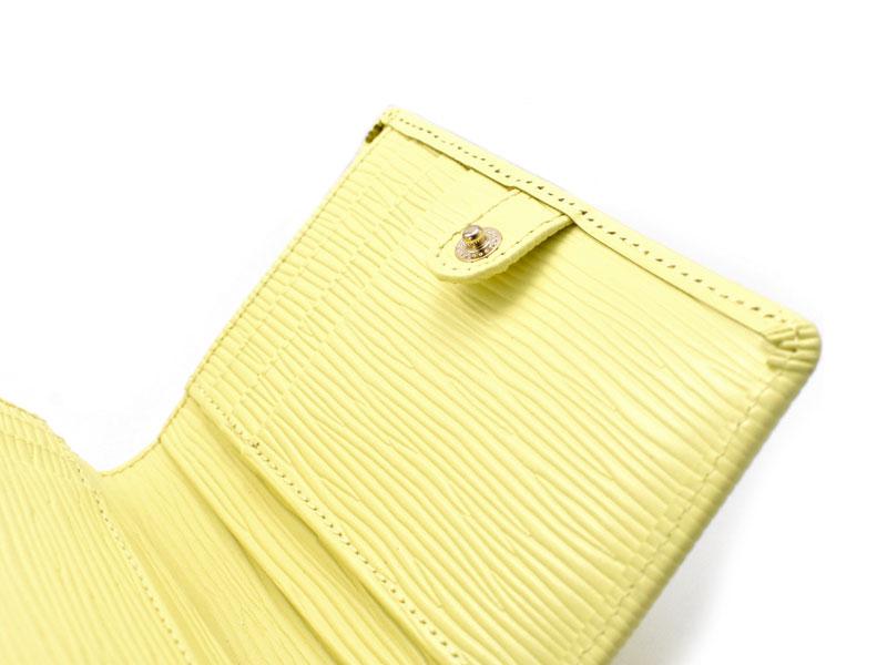 Refined(リファイン) 二つ折り財布 (小銭入あり)「ル・プレリーギンザ」 NPL5312 抗菌・抗ウイルス クレンゼ使用 商品特徴