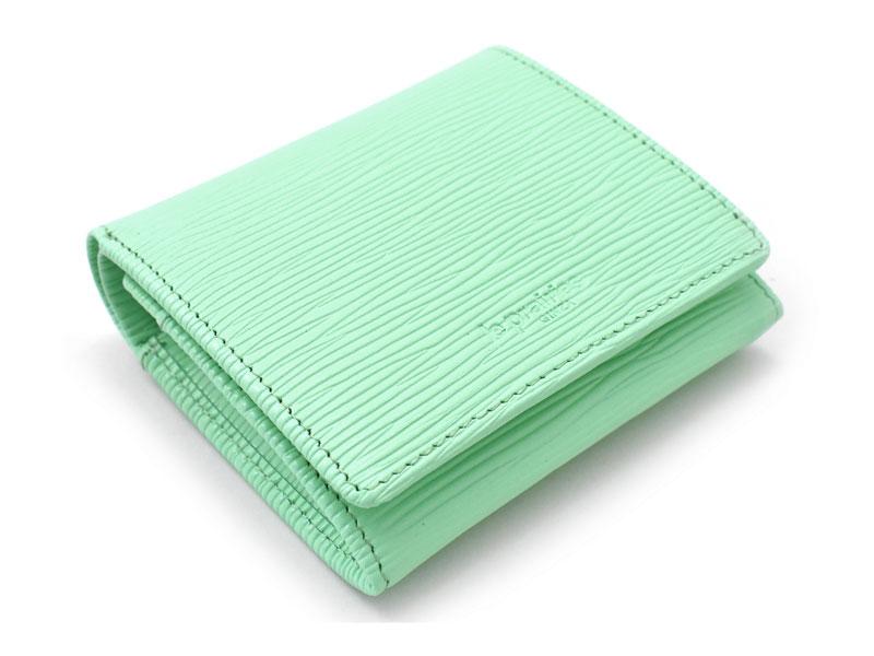 Refined(リファイン) 二つ折り財布 (小銭入あり)「ル・プレリーギンザ」 NPL5410 抗菌・抗ウイルス クレンゼ使用 商品特徴