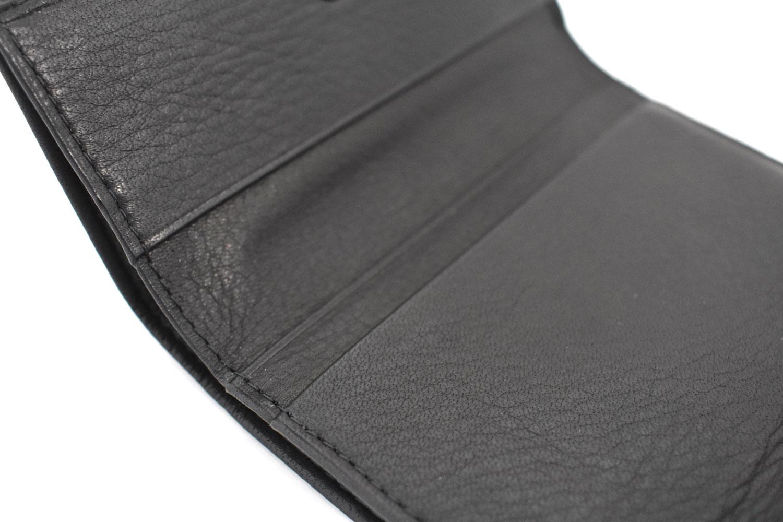 Glove high soft leather(グローブハイソフトレザー) 三つ折り財布(小銭入れあり)「プレリーギンザ」 NPM4213 商品特徴