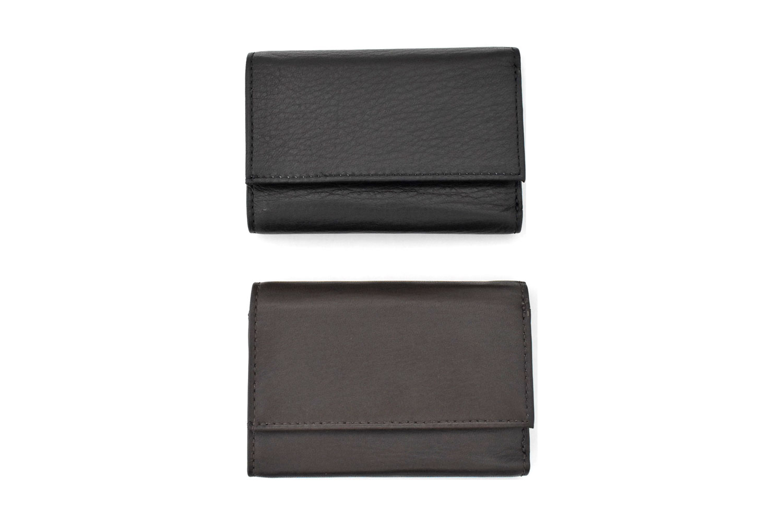 Glove high soft leather(グローブハイソフトレザー) 三つ折り財布(小銭入れあり)「プレリーギンザ」 NPM4213 イメージ画像