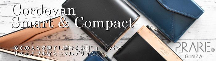 コードバン スマートコンパクト 「プレリーギンザ」 NPM7 タイトル画像