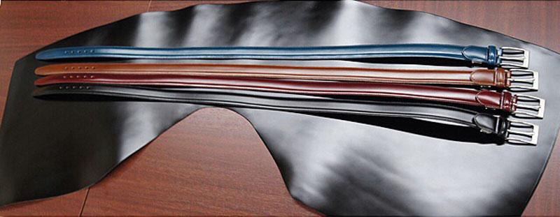 コードバン ベルト 「プレリーギンザ」 イメージ画像