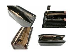 オックスフォード クラッチバッグ セカンドバッグ 「ゴールドファイル」 901206 イメージ 4コマ