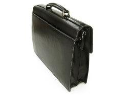 オックスフォード ビジネスバッグ 「ゴールドファイル」 901503 ブラック 背面
