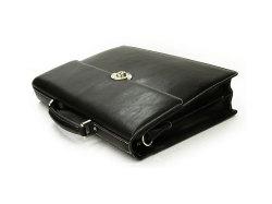 オックスフォード ビジネスバッグ 「ゴールドファイル」 901503 ブラック 側面