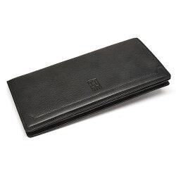 PRESTIGE(プレステージ) 長財布(小銭入れなし)  「DAKSダックス」 DP21017 クロ 正面