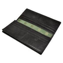 PRESTIGE(プレステージ) 長財布(小銭入れなし)  「DAKSダックス」 DP21017 クロ 内作り