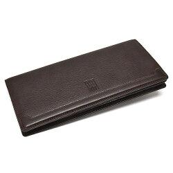 PRESTIGE(プレステージ) 長財布(小銭入れなし)  「DAKSダックス」 DP21017 チョコ 正面