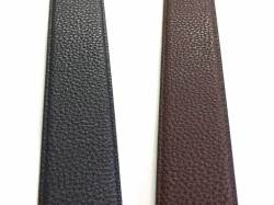 CROWN(クラウン) シュリンク型押しレザー 35mm幅 ピン式 リバーシブルベルト 「ゴールドファイル」 GB59312 特徴