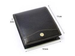 オックスフォード 二つ折り財布(BOX小銭入れあり) 「ゴールドファイル」 GP10420 サイズ