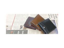 オックスフォード 二つ折り財布(BOX小銭入れあり) 「ゴールドファイル」 GP10420 イメージ画像