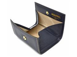 オックスフォード 小銭入れ 「ゴールドファイル」 GP11010 ネイビー 内作り