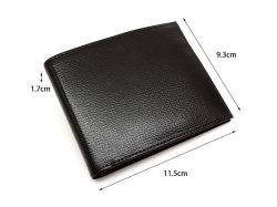 ヘリテージ 二つ折り財布(小銭入れなし) 「ゴールドファイル」 GP23219 サイズ