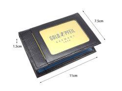 ヘリテージ パスケース 「ゴールドファイル」 GP23411 サイズ