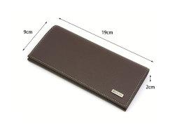 Superior(スペリオール) 長財布(小銭入れあり) 「ゴールドファイル」 GP24118 サイズ