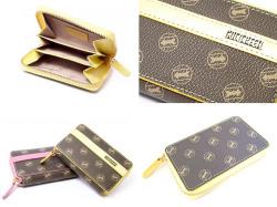 シグネチャー 長財布 「ゴールドファイル」 GP34470 4コマ