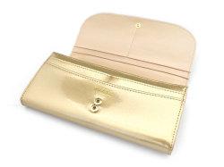 モノグラム 長財布 「ゴールドファイル」 GP36015 ゴールド 内作り