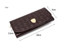 モノグラム 長財布 「ゴールドファイル」 GP36015 サイズ
