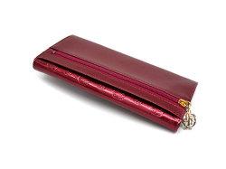 モノグラム コンパクト長財布 「ゴールドファイル」 GP36210 ワイン 裏面