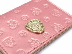 モノグラム 二つ折り財布パスケース  「ゴールドファイル」 GP36465 商品特徴