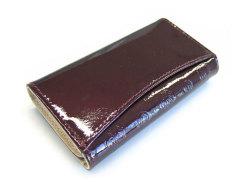 モノグラム キーケース 「ゴールドファイル」 GP36565 バーガンディ 裏面