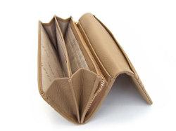 Natural(ナチュラル) 長財布 「ゴールドファイル」 GP54016 オーク 内作り