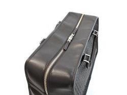 イントレチャート ボストンバッグ 「プレリーギンザ」 NA53060 チョコ 特徴