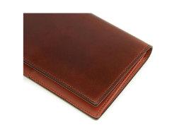 Cordovan Color(コードバンカラー)長財布 「プレリー1957」 NP01123 チョコ 特徴