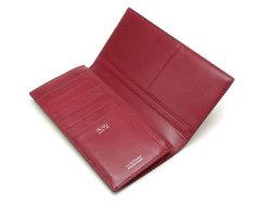 Cordovan Color(コードバンカラー)長財布 「プレリー1957」 NP01123 クロ/アカ 内作り