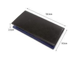 Cordovan Color(コードバンカラー)長財布 「プレリー1957」 NP01123 サイズ