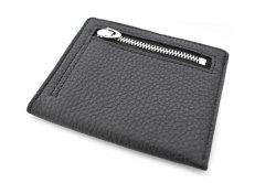 JOY (ジョイ) ミニ財布(カードコイン型) 「プレリー1957」 NP03760 クロ 裏面