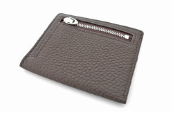 JOY (ジョイ) ミニ財布(カードコイン型) 「プレリー1957」 NP03760 チョコ 裏面