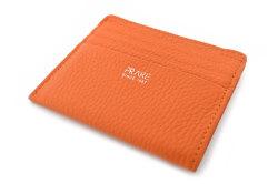 JOY (ジョイ) ミニ財布(カードコイン型) 「プレリー1957」 NP03760 オレンジ 正面