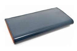 CORDOVAN1957(コードバン1957) 長財布(小銭入れあり) 「プレリー1957」 NP12127 コン 裏面