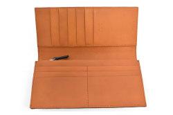 CORDOVAN1957(コードバン1957) 長財布(小銭入れあり) 「プレリー1957」 NP12127 コン 内作り