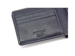 ItalianDeerskin (イタリアンディア) 二つ折り財布(F小銭入れあり) 「プレリー1957」 NP17814 特徴