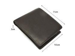 BabySkinKip (ベビースキンキップ) 二つ折り財布(小銭入れあり) 「プレリー1957」 NP19113 サイズ