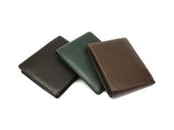 BabySkinKip (ベビースキンキップ) 二つ折り財布(小銭入れなし) 「プレリー1957」 NP19211 イメージ画像
