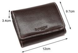 FAV(ファボ) 二つ折り財布(小銭入れあり) 「ル・プレリーギンザ 」 NP20213 サイズ