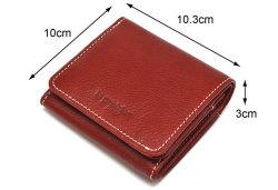 FAV(ファボ) 二つ折り財布(BOX小銭入れあり) 「ル・プレリーギンザ 」 NP20311 サイズ