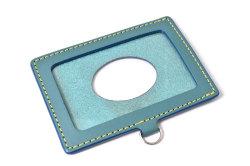 Gadget(ガジェット) IDカードケース 「プレリー1957」 NP45930 ブルー 正面